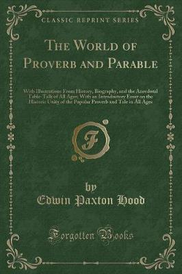 The World of Proverb and Parable