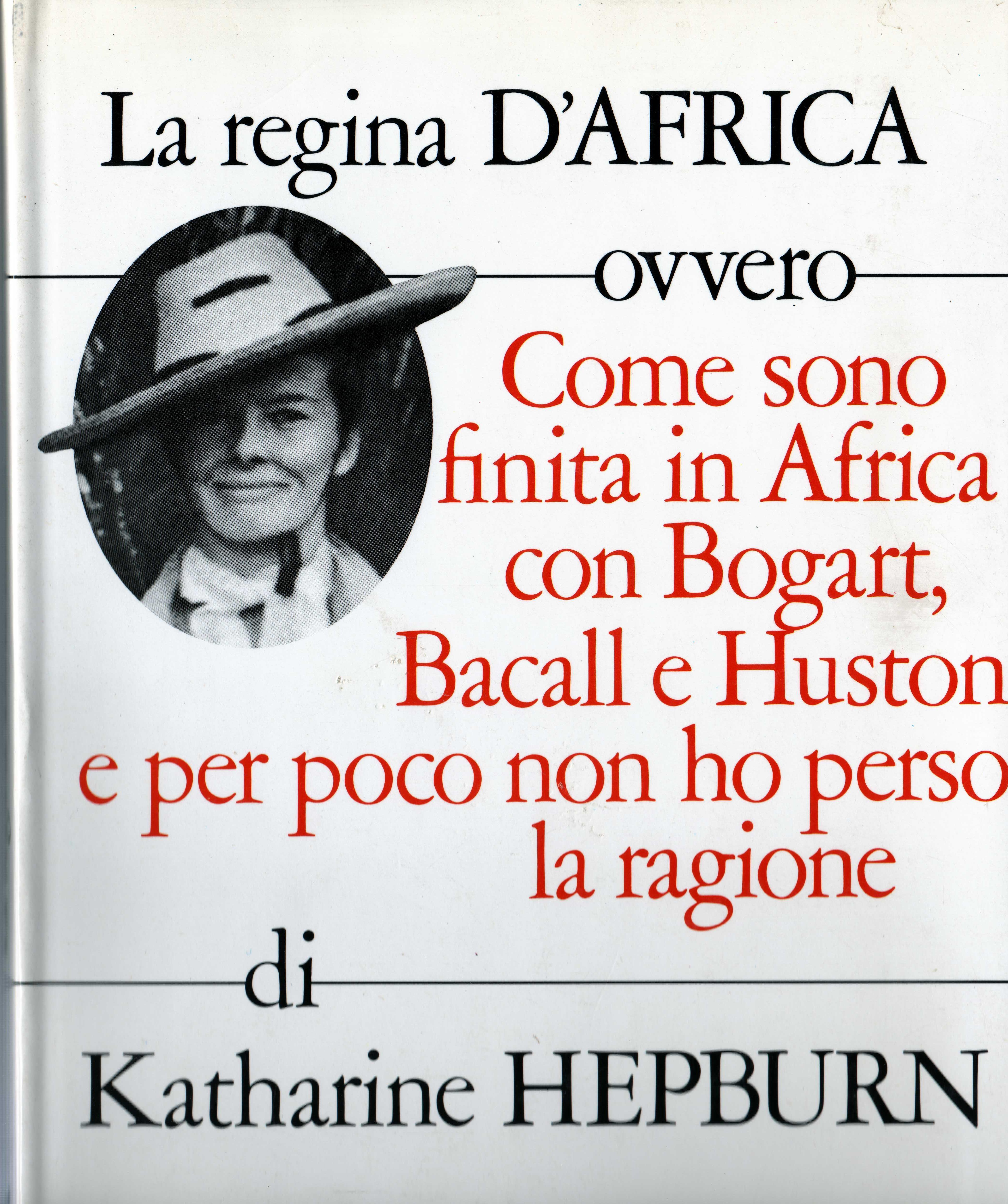 """La Regina d Africa,..."