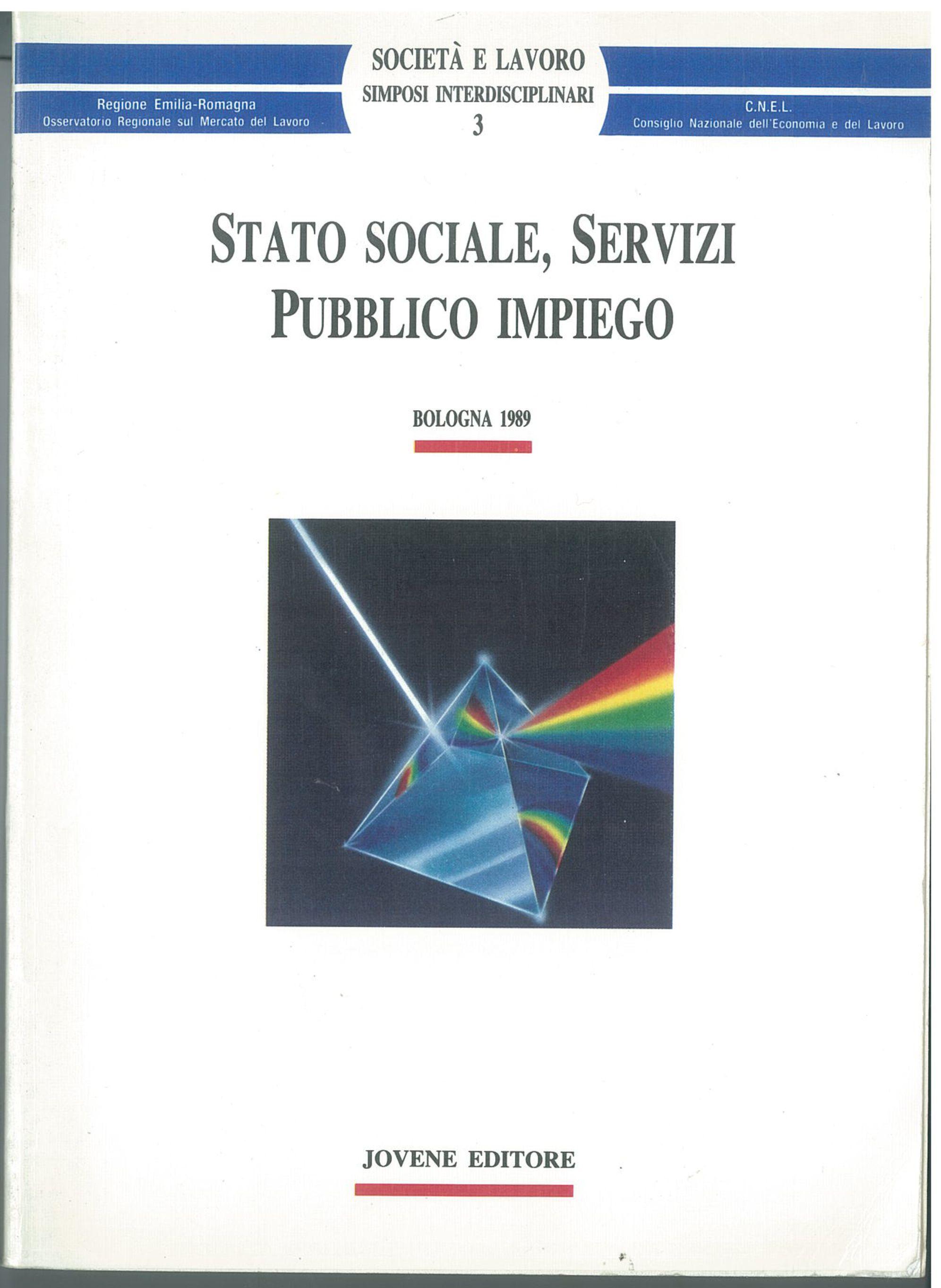 Stato sociale, servizi, pubblico impiego