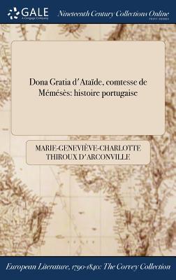 Dona Gratia d'Ataïde, comtesse de Mémésès