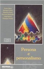 Persona e personalismo