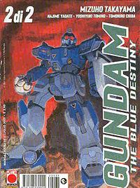 Gundam - The Blue Destiny vol. 2