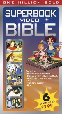 Superbook Video Bible Value Packs