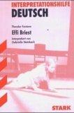 Effi Briest. Interpretationshilfe Deutsch.