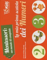 La mia prima scatola dei numeri. Montessori