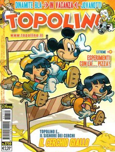 Topolino n. 2750