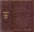 Almanach de Gotha. Annuaire diplomatique et statistique pour l'année 1868