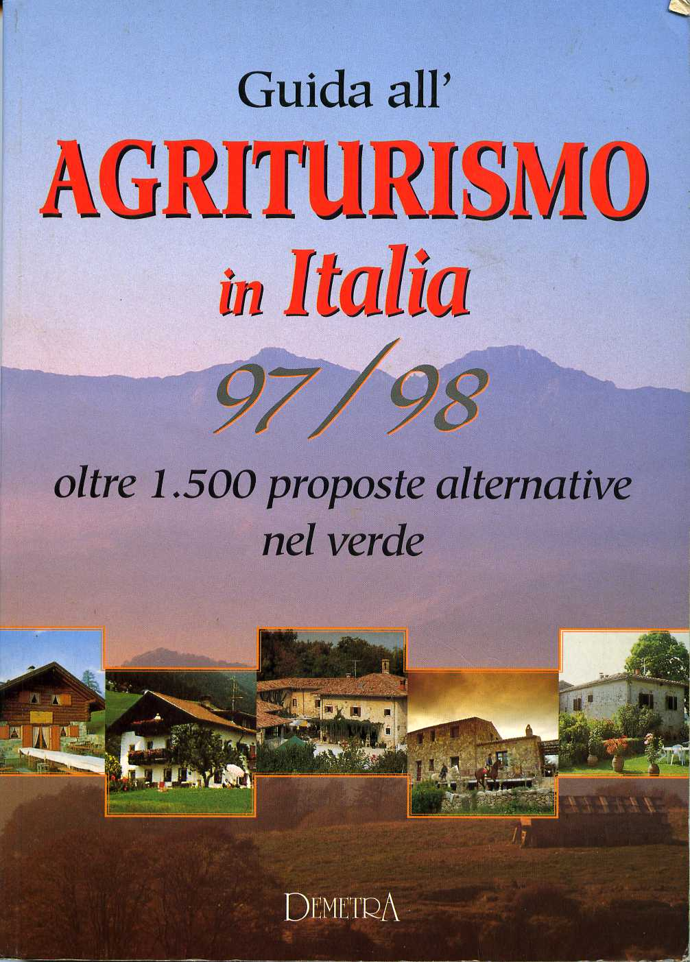 Guida all'agriturismo in Italia