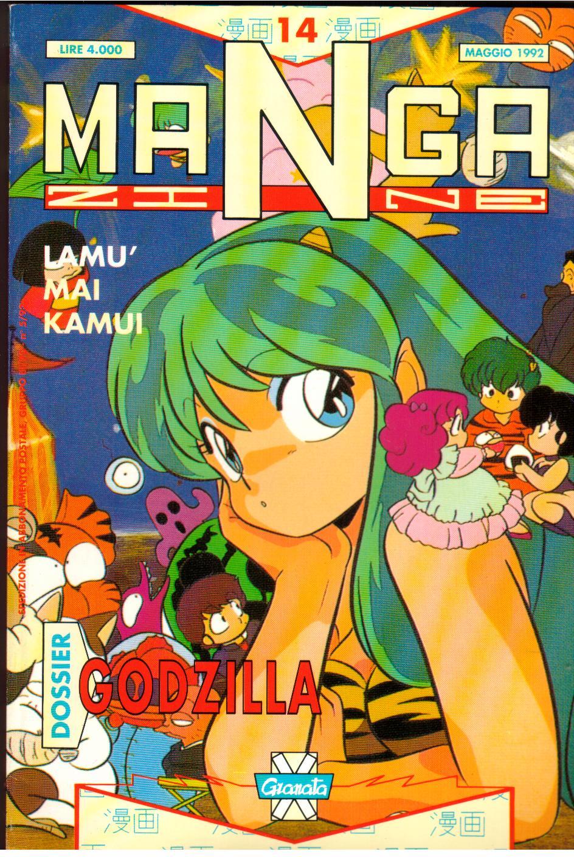 Mangazine n. 14