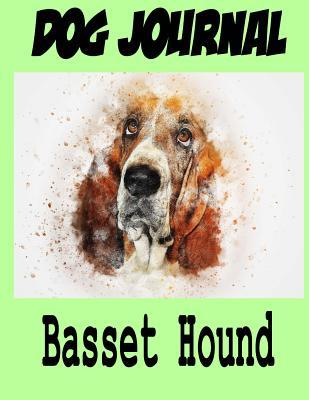 Dog Journal Basset Hound