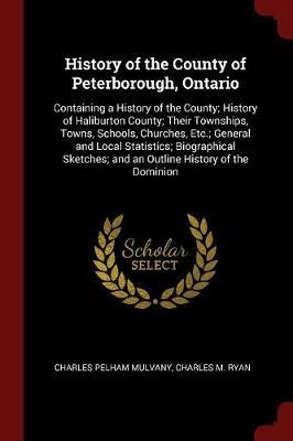 History of the County of Peterborough, Ontario