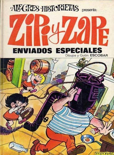 Zipi y Zape: Enviados especiales
