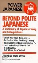 Beyond Polite Japanese