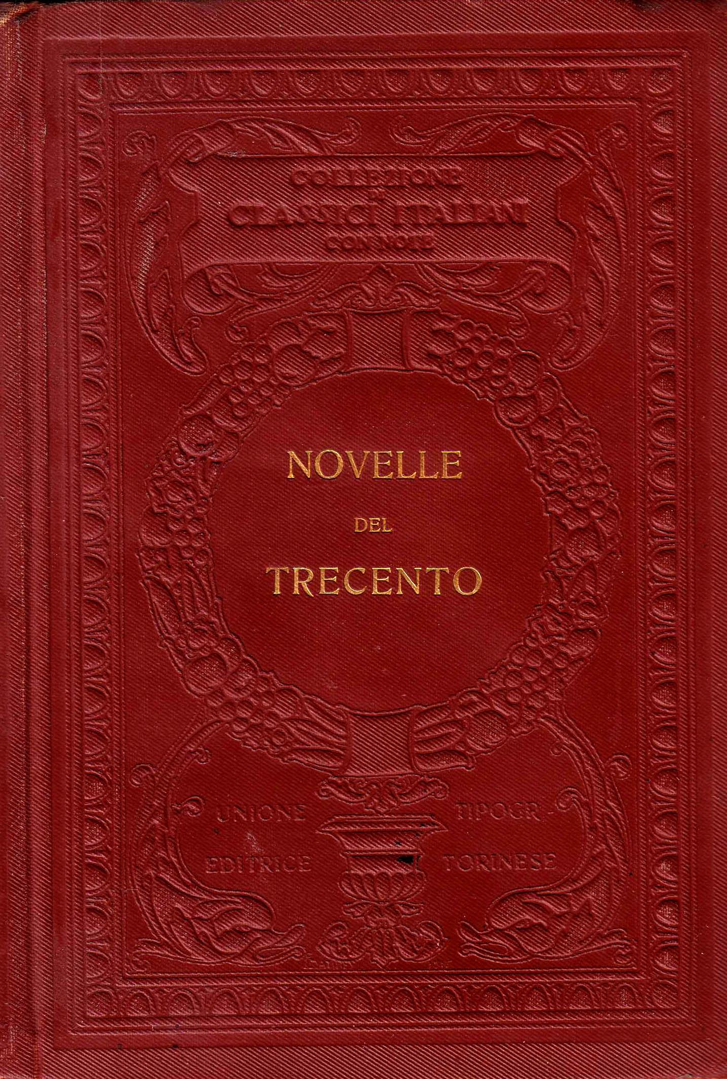 Novelle del Trecento