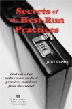 Secrets of the Best-Run Practices