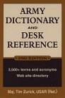 Army Dictionary and Desk Reference, Second Edition