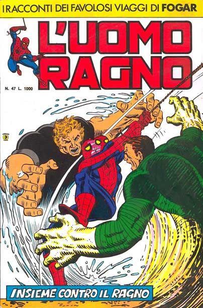 L'Uomo Ragno (2a serie) n. 47