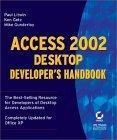 Access 2002 Desktop Developer's Handbook