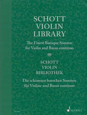 Schott Violin Library / Schott Violin Bibliothek