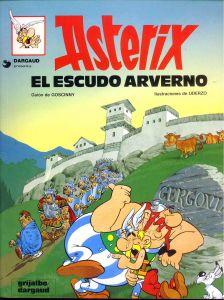 Asterix: El escudo a...