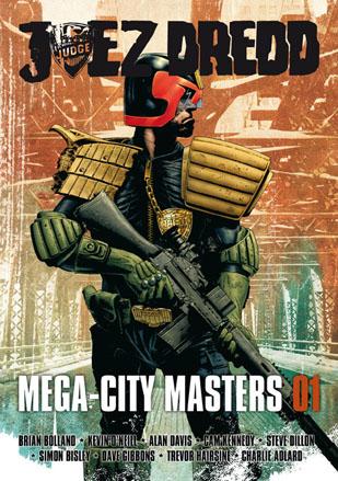Juez Dredd: Mega-Cit...