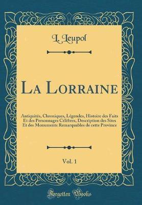 La Lorraine, Vol. 1