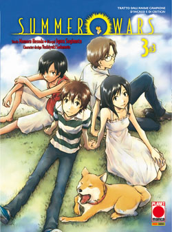 Summer Wars vol. 3