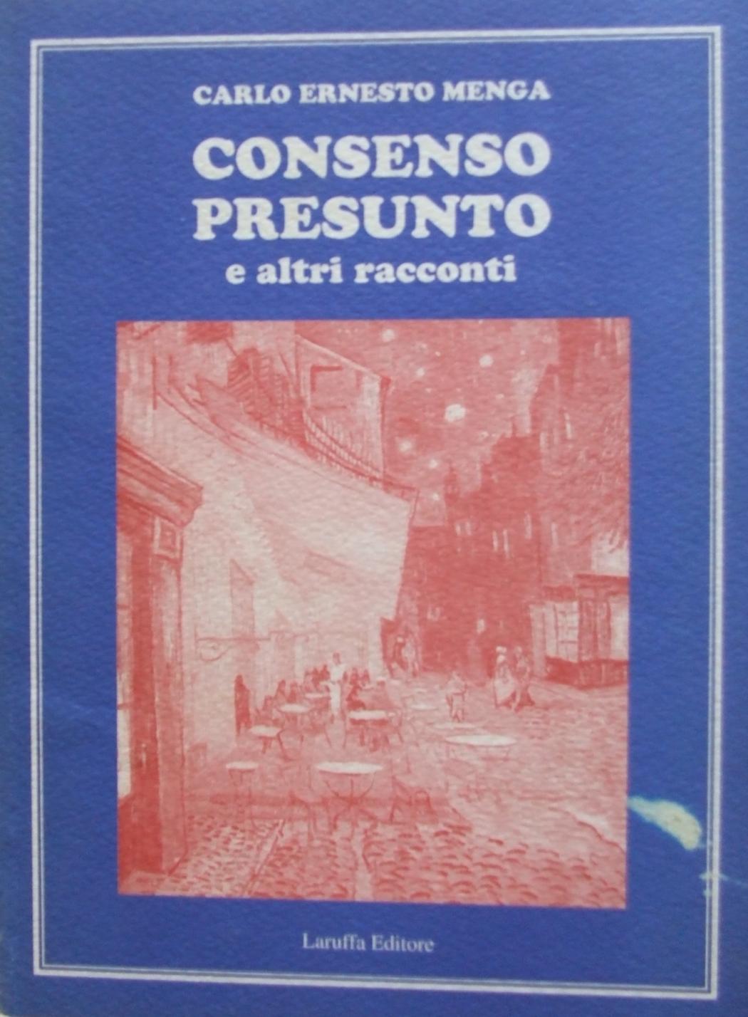 Consenso presunto e altri racconti