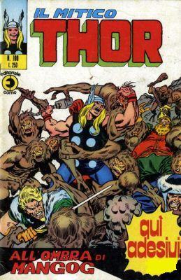 Il Mitico Thor n. 100