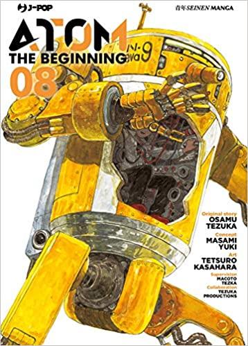 Atom - The beginning vol. 8