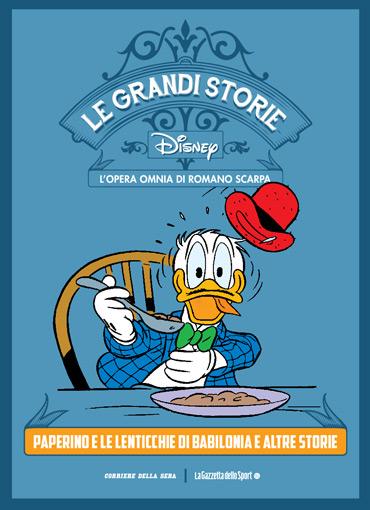 Le grandi storie Disney - L'opera omnia di Romano Scarpa vol. 5