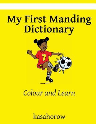 My First Manding Dictionary