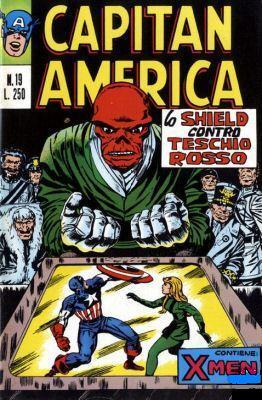 Capitan America n. 19