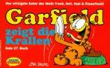Garfield Zeigt die Krallen