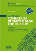 contabilità di stato e degli e degli enti pubblici