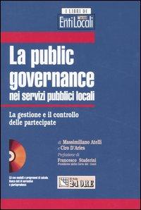 La public governance nei servizi pubblici locali