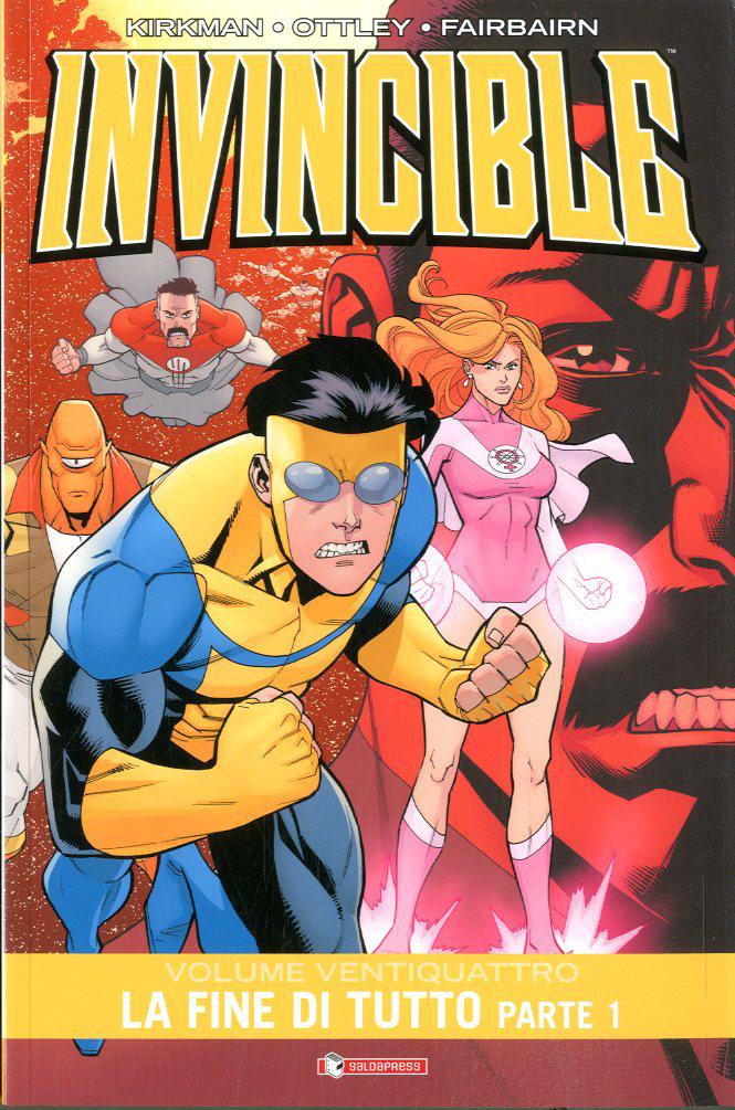 Invincible vol. 24
