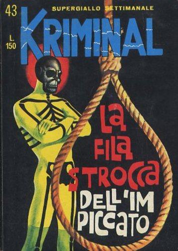 Kriminal n. 43