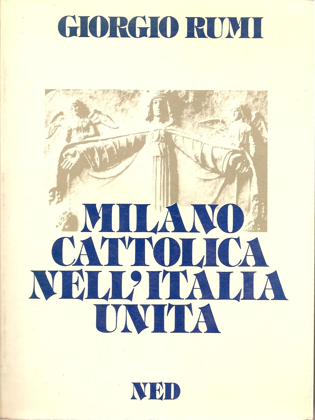 Milano cattolica nell'Italia unita