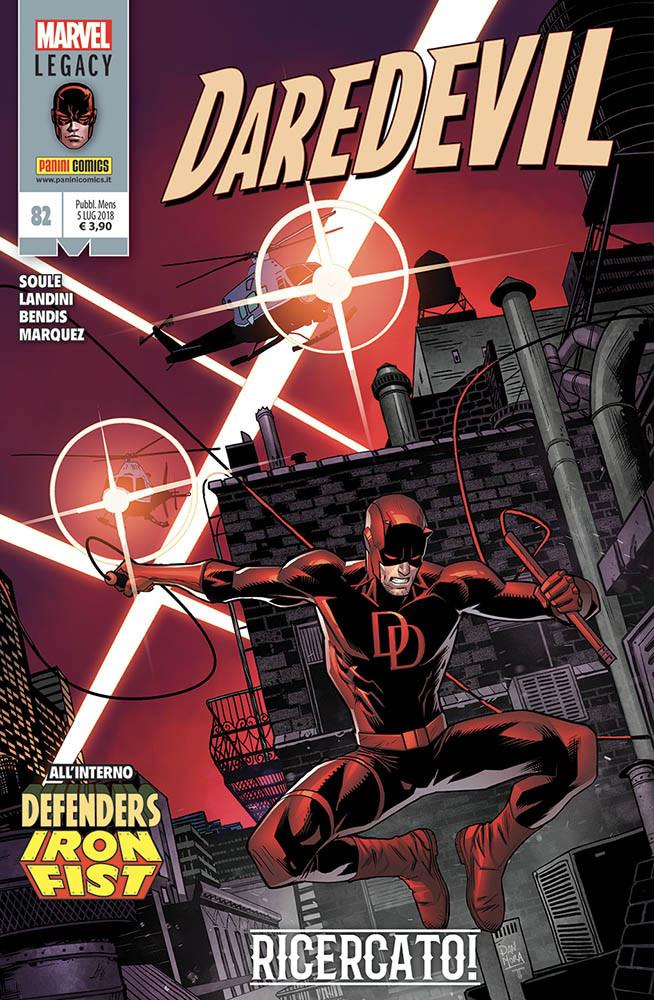 Devil e i Cavalieri Marvel n. 82