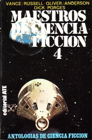 Maestros de ciencia ficción 4