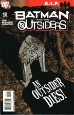 Batman and The Outsiders Vol.2 #12