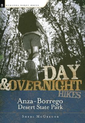 Day & Overnight Hikes in Anza-borrego Desert State Park