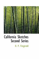 California Sketches Second Series