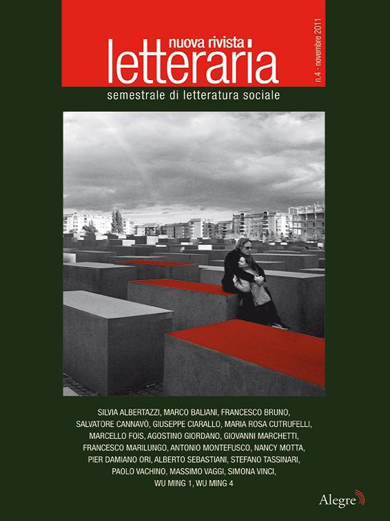 Nuova rivista letter...