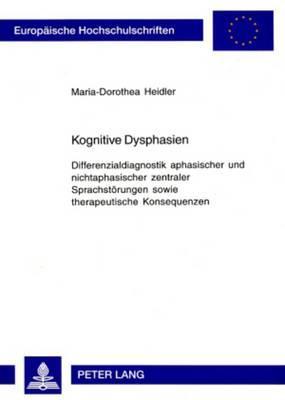 Kognitive Dysphasien
