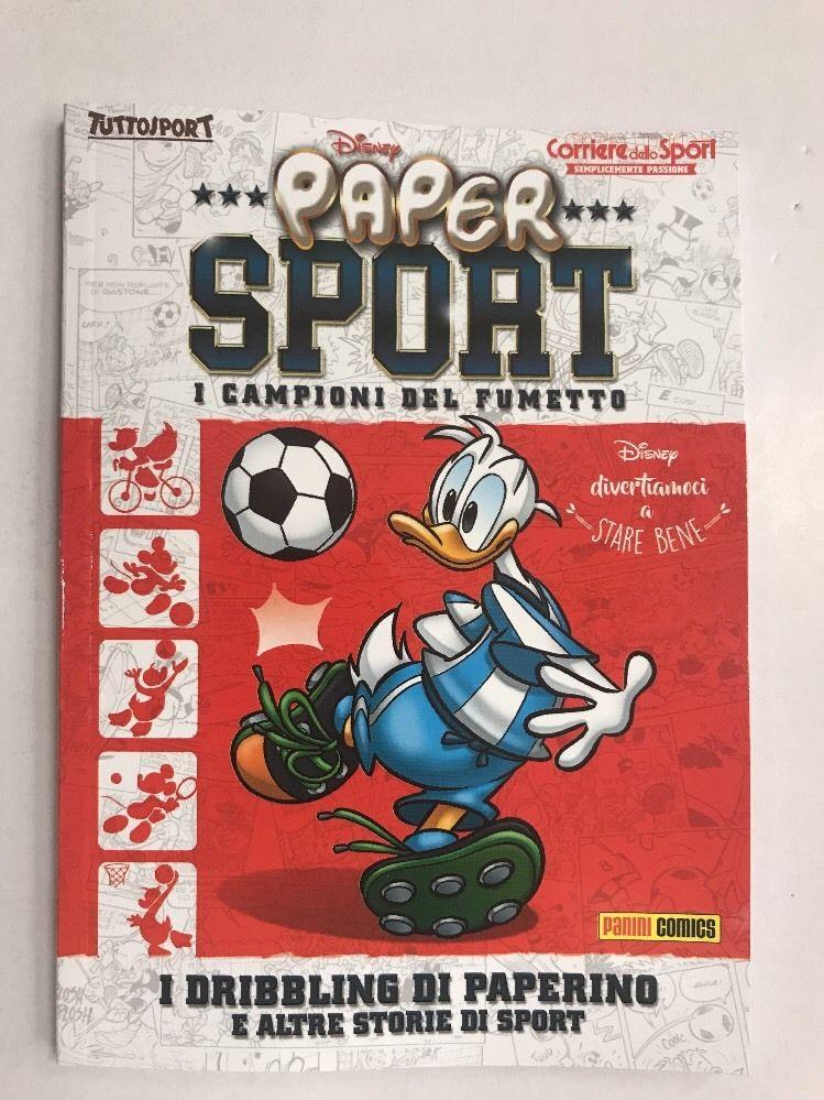 Paper sport: i campi...