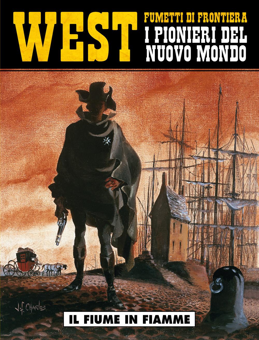WEST - Fumetti di frontiera n. 10
