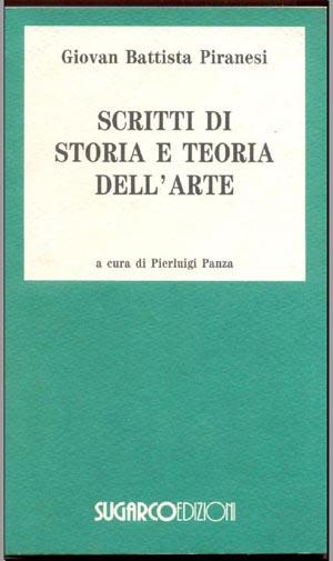 Scritti di storia e teoria dell'arte