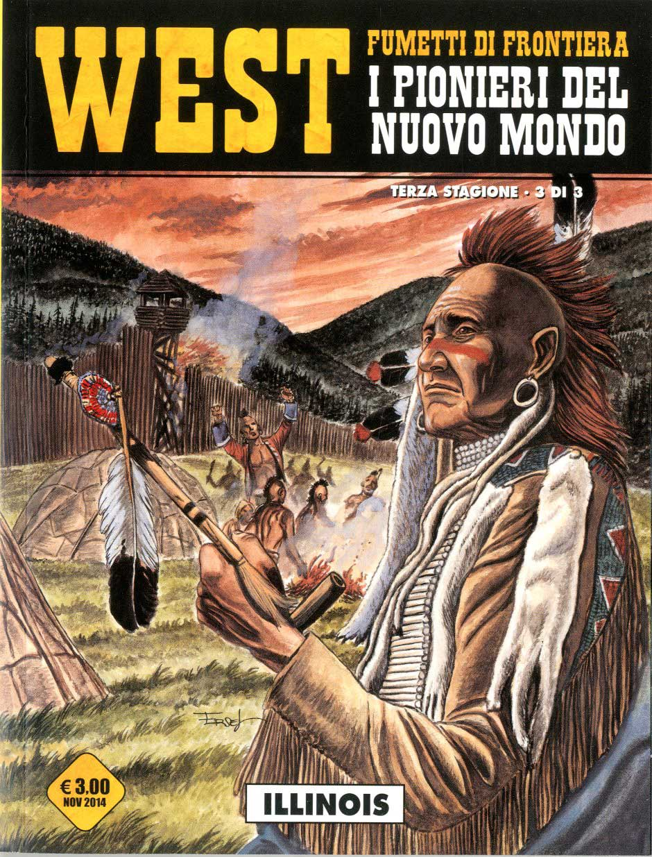 West - Fumetti di frontiera n. 17